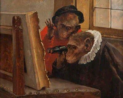 Charles Verlat, The Art Connoisseurs
